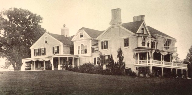 Lawrence Homestead Groton Summer 1888