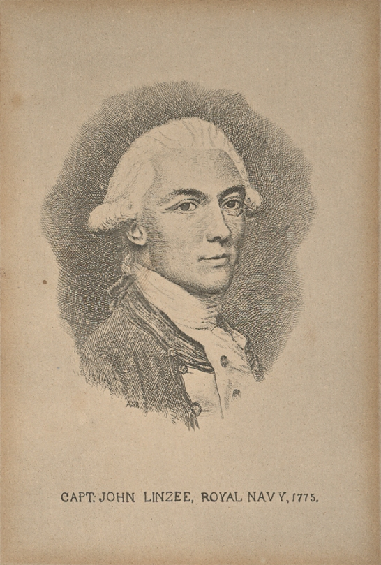Capt. John Linzee 1775 as JPG