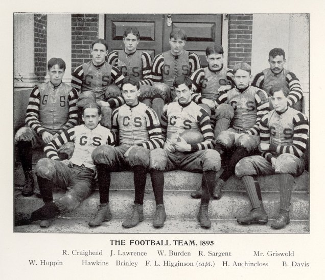 Groton School yearbook photos 1894-1896 00001