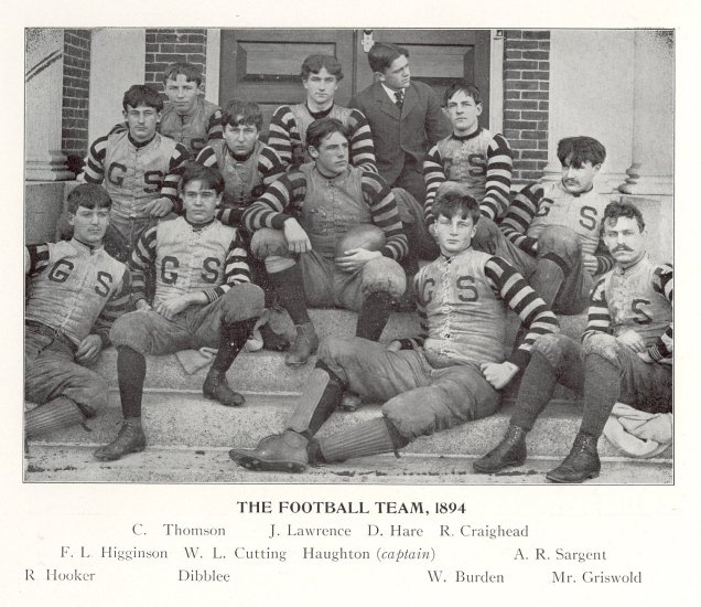 Groton School yearbook photos 1894-1896 00004