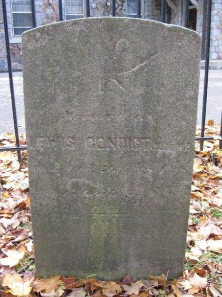 lewis-condict-tombstone