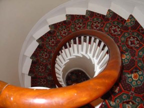 oakesspiralstairtop