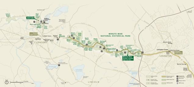 MIMA Park Map 2014