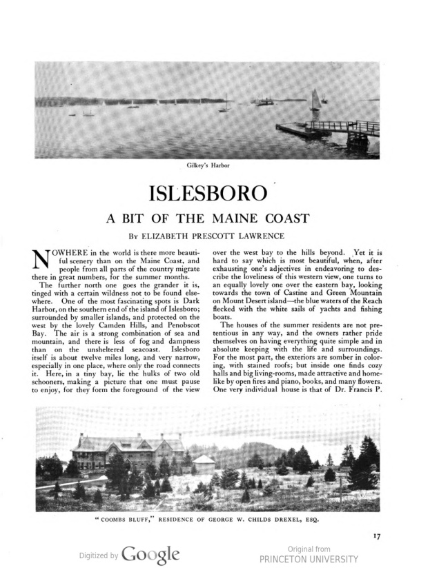EPL Islesboro article p.1